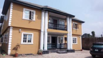 7 Bedroom Duplex on a Plot of Land with Space, 4 Rooms Upstairs and 3 Room Downstairs, Diamond Estate, Command, Ipaja, Lagos, Detached Duplex for Sale