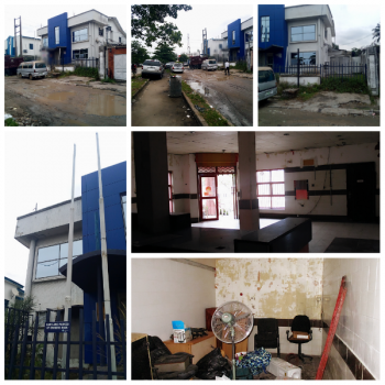 T10 6 Bedroom Detached Duplex with Bq, Festac 2nd Avenue, Amuwo Odofin, Isolo, Lagos, Detached Duplex for Sale