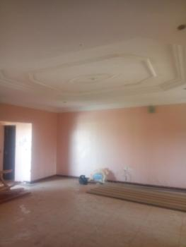 Spacious Three Bedroom Semi Detached Bungalow, Back of Cedarcrest Hospital, Apo, Abuja, Semi-detached Bungalow for Rent