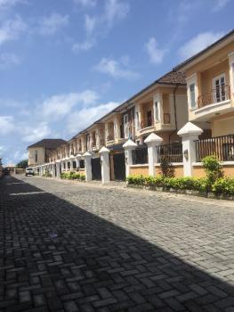 Four Bedroom House with Bq, Igbo Efon, Lekki, Lagos, Semi-detached Duplex for Sale