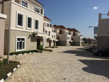 5 Bedrooms, 3 Sitting Rooms + Bq, Katampe Extension, Katampe, Abuja, Terraced Duplex for Sale