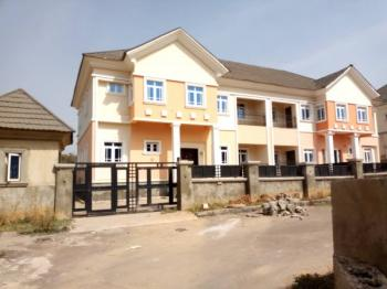 Luxury 4 Bedroom Terrace Duplex with Excellence Facilities, Kingpark Estate, Adjacent Games Village ( 10minute S Drive to Central Area), Central Business District, Abuja, Terraced Duplex for Sale