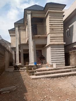 Decent 4 Flat of 2 Nos of 2 Bedroom Flat, All Tiles Floor with 2 Nos of Mini Flat, Peace Estate, Baruwa, Ipaja, Lagos, Block of Flats for Sale