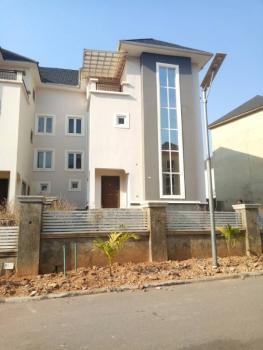 Finished 5 Bedroom Semi Detached Duplex, Adjacent Games Village, Central Business District, Abuja, Detached Duplex for Sale