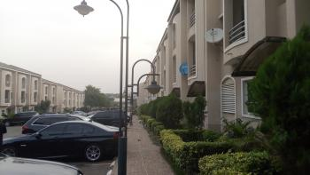 3 Bedroom Serviced Terraced Duplex with a Room Bq, Wuye, Abuja, Terraced Duplex for Rent