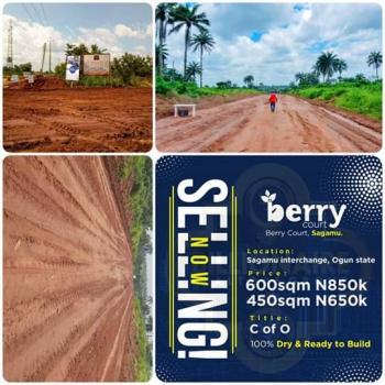 Berry Court, Sagamu, Ogun, Land for Sale