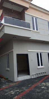 4 Bedroom Semi Detached Building, Sangotedo, Olokonla, Ajah, Lagos, Detached Duplex for Sale