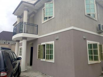 Attractive 3 Bedroom Flat (upstairs), Seaside Estate, Off Badore Road, Badore, Ajah, Lagos, Flat for Rent
