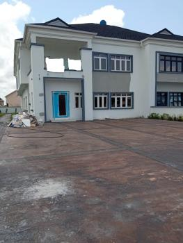 Newly Built and Well Finished 6 Bedroom Semidetached Duplex with a Room Servant Quarter, Fitted Kitchen, Etc, Royal Garden Estate, Ajah, Lagos, Semi-detached Duplex for Sale