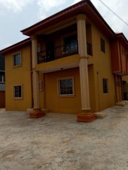 Newly Built 3 Bedroom Flat, All Tiles Floor, Fenced, Gate, Water, Singer Bus Stop, Sango Ota, Ogun, Flat for Rent