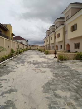 4 Bedroom Terrace Duplex with Bq, Lekki Phase 1, Lekki, Lagos, Terraced Duplex for Rent