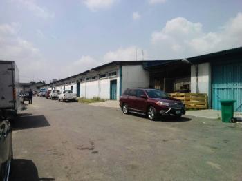 4 (nos.) Warehouses, Alhaji Adejumo Street, Off Oshodi Apapa Expressway, Ilupeju Estate, Ilupeju, Lagos, Warehouse for Sale
