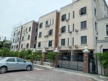 Fully Serviced 24 Hours Powered Two Bedroom Flat with Bq, Mohammed, Agungi, Lekki, Lagos, Flat for Rent