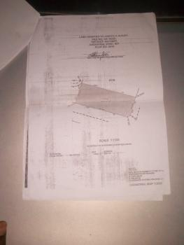 6300sqm Commercial Land But Can Be Converted to Residential, Katampe (main), Katampe, Abuja, Commercial Land for Sale