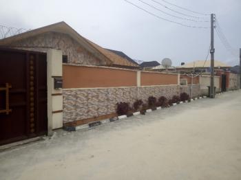 Super 4 Bedroom Bungalow on 2 and Half Plot, Greenville Estate, Badore, Ajah, Lagos, Detached Bungalow for Sale