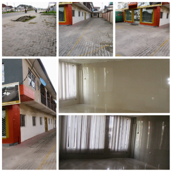 Double Office Space / Shop in a Plaza with C of O, Apple Junction, Amuwo Odofin, Isolo, Lagos, Plaza / Complex / Mall for Sale