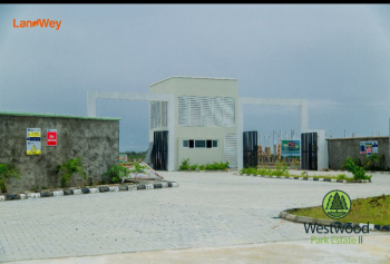 Super Land Deals, Westwood Park Estate, Sangotedo, Ajah, Lagos, Residential Land for Sale