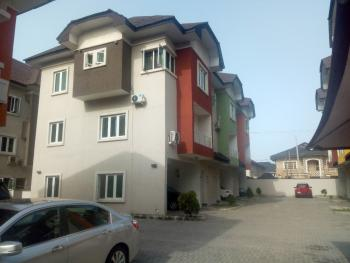 Luxury 4 Bedroom with a Room Bq, Abioro Street,, Ikate Elegushi, Lekki, Lagos, Semi-detached Duplex for Rent