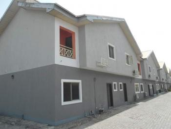 Neat 3 Bedroom Terraced Duplex in a Serene Neighborhood, Off Obas Palace Road, Ikate Elegushi, Lekki, Lagos, Terraced Duplex for Rent