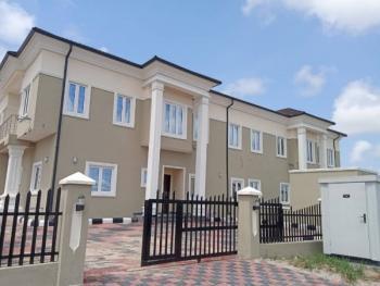 4 Bedroom Semidetached Duplex with a Bq, Royal Garden, Lekki Expressway, Lekki, Lagos, Semi-detached Duplex for Rent