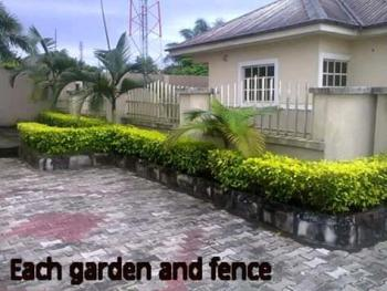 Four Bungalow Apartment, Ebis Road Biogbolo Town, Yenagoa, Bayelsa, Detached Bungalow for Sale