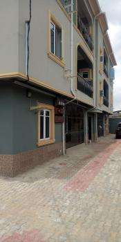 Newly Built and Nicely Finished 3 Bedrooms Flat, All En Suite, Ifako, Gbagada, Lagos, Flat for Rent