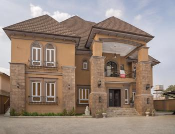 Soldily Built & Diplomatic Finished 6bedrooms Mansion with Penthouse & Swimming Pool, By Citec, Gwarinpa Estate, Gwarinpa, Abuja, Detached Duplex for Sale