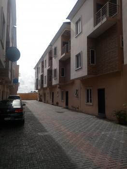 4 Bedroom Terrace with Bq, Ikate Elegushi, Lekki, Lagos, Terraced Duplex for Rent