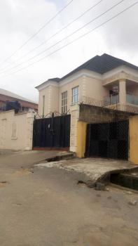 3 Bedroom Duplex in The Front and 2 Flat of 3 Bedroom at The Back, Pleasure Bus Stop, Oke-odo, Lagos, Detached Duplex for Sale