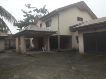a Massive 5 Bedroom Duplex with Exclusive Facilities and 2 Rooms Bq, By Culvert, Rumuduru, Port Harcourt, Rivers, Detached Duplex for Rent