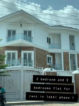 Luxury Furnished and Fitted 3 Bedroom Apartments in Lekki Phase 1, Lekki Phase 1, Lekki, Lagos, Flat for Rent