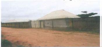 Farm House, 2pens , Fish Pond, Snail Pond, 6 Bedroom Detached Bungalow, Etsu Musa 480, Bida, Niger, Factory for Sale