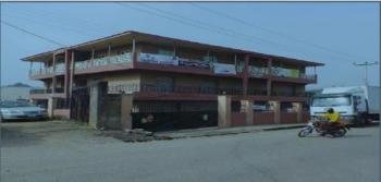 Shopping Complex of Several Shops on 2 Storey Building, Forestry Road, Off Aleshinloye Market, Jericho, Ibadan, Oyo, Plaza / Complex / Mall for Sale