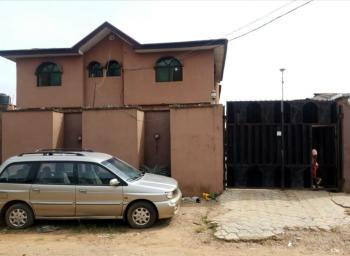 Building of Four Unit of Three Bedroom at Ipaja with C of O, Ipaja Lagos, Boys Town, Ipaja, Lagos, Block of Flats for Sale