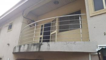 Luxurious, Spacious and Superbly Finished (3)bedroom Flat at Gbagada, Ifako, Gbagada, Lagos, Flat for Rent