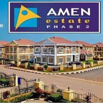 Land for Sale in Lagos, Amen Estate Phase 2 (home to Lots of Nigerian Celebrities), Opposite Amen Estate Phase 1, Ibeju-lekki (eleko), Eleko, Ibeju Lekki, Lagos, Mixed-use Land for Sale