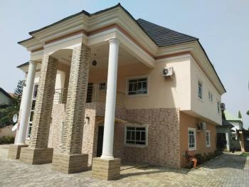 6 Bedroom House with 1 Room Guest Charles,2 Room Bq, Gwarinpa Estate, Gwarinpa, Abuja, Detached Duplex for Sale