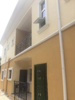 Brand New Executive Lovely 2bedroom (up/downstairs) Blocks of Flat with 3toilets and Kitchen Store, Greenland Estate 2, Ogombo, Ajah, Lagos, Flat for Rent