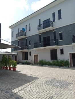Luxury Service 4 Bedrooms Terrace Duplex in Lekki Right, Lekki 1, Lekki Phase 1, Lekki, Lagos, Terraced Duplex for Rent