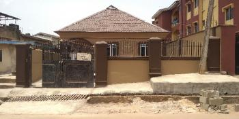 Newly Built and Well Finished 2 Bedroom Semi-detached Bungalow on a Tarred Road Close to Ikorodu Garage, Ikorodu, Lagos, Semi-detached Bungalow for Rent