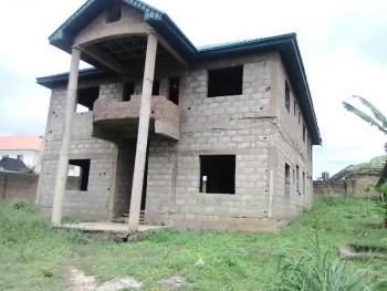 Uncompleted 4 Bedroom Duplex at Oluyole Extension Ibadan., Oluyole Extension, Oluyole, Oyo, House for Sale