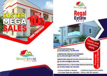 Governors Consent, Abijo, Abijo, Lekki, Lagos, Detached Bungalow for Sale