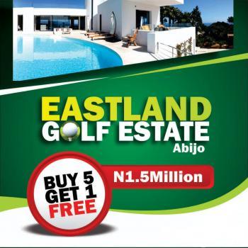 Plots of Land for Sale in East Land Golf Estate, Abijo, Ajah, Lagos, Land for Sale