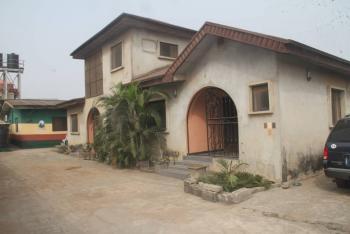 Solid 6bedroom Detached Duplex Plus 3bedroom Ensuite Flat in a Decent Neighbourhood, Off Ait Road Alagbado Lagos, Ijaiye, Lagos, Detached Duplex for Sale