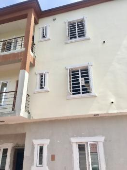 Brand New 2 Bedroom Apartment Very Close to The Road and Blenco Mall, Along Peninsular Gardens Estate By Blenco Mall, Ajah, Lagos, Flat for Rent