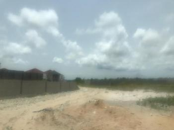 Fenced Two (2) Plots of Land with Governors Consent, Chevron, Just Beside Shell Estate, Lafiaji, Lekki, Lagos, Mixed-use Land for Sale