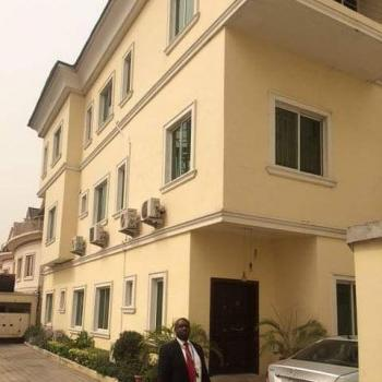 a Fantastically Built to Standard and Executive 5 Bedroom One Wing of Duplex, Ensuite with Visitors Toilets, Fitted Wardrobes Etc, Mojisola Onikoyi Estate, Ikoyi, Lagos, Semi-detached Duplex for Sale