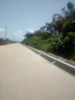51 Hectares of Land for Sale Located at The Lafiaji Area of Chevron Just Opposite Shell Estate Lekki Phase 2, Lafiaji Area of Chevron Beyond Ochid Road Lekki Phase 2, Lafiaji, Lekki, Lagos, Mixed-use Land for Sale