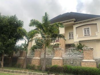 Ambassadorial 6 Bedroom Fully Serviced Duplex with Guest Chalet, Maitama District, Abuja, Detached Duplex for Rent