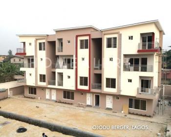 3 Bedroom Maisonettes, Ojodu, Lagos, Flat for Sale